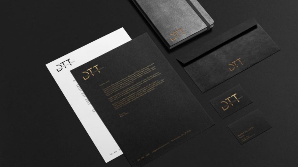 DTT Branding and Identity